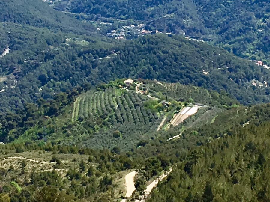 Vue sur le Villars