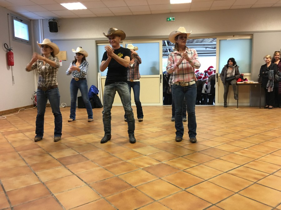 Le groupe de country