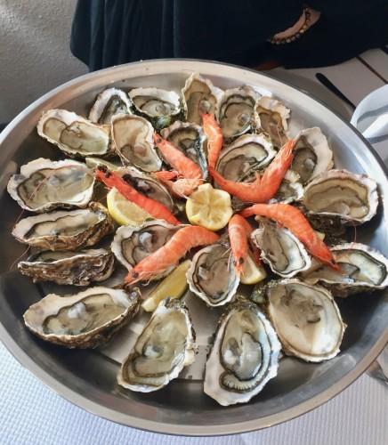 Ah ces huîtres...